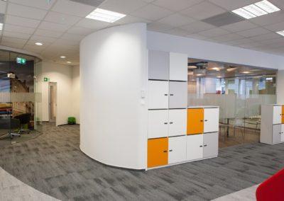 Piętro IV - budynek CBL
