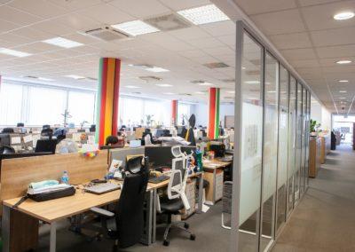 III piętro - budynek CBL